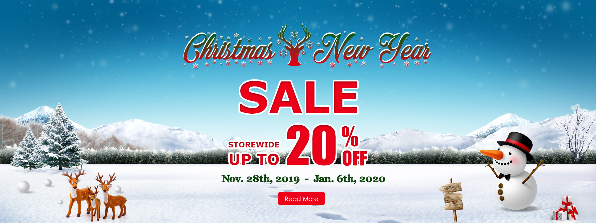 2019 The Winter Promotion