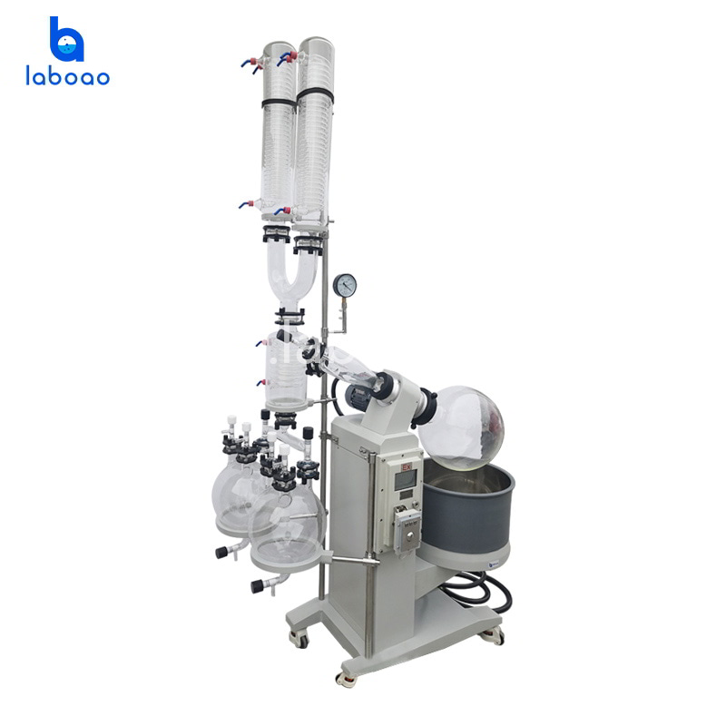 20L Customized explosion proof rotary evaporator