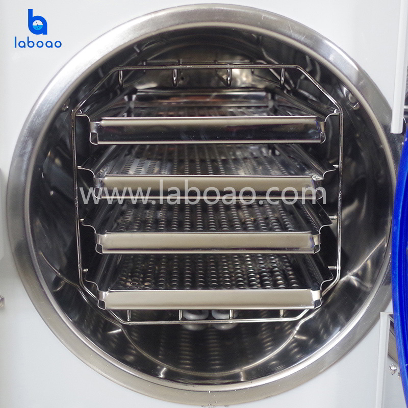 Benchtop Auto steam sterilizer with drying