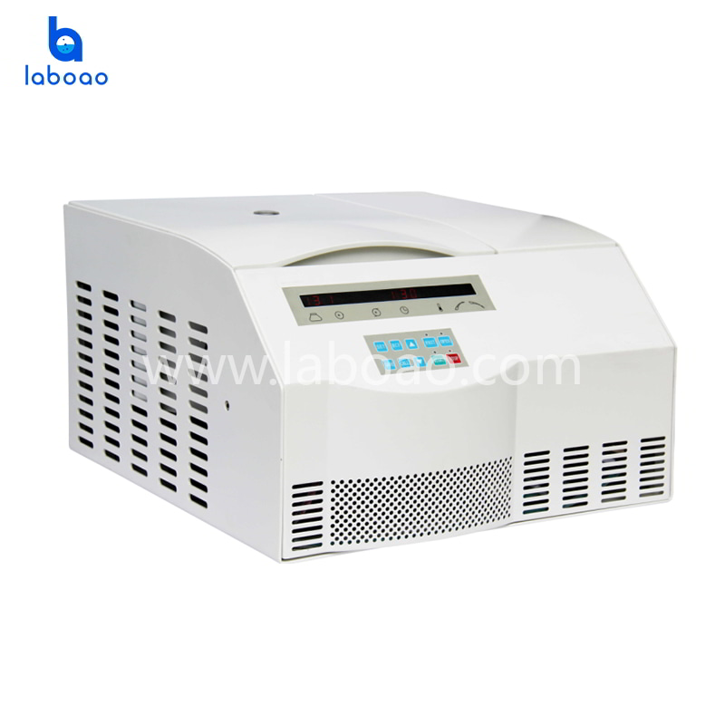 HR-20 benchtop high speed refrigerated centrifuge