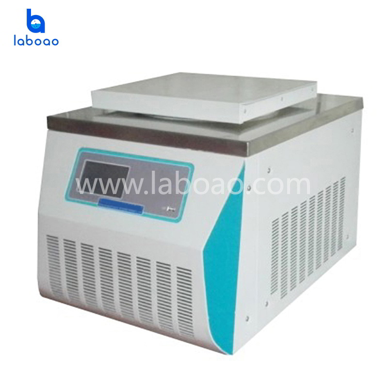 0.08㎡ benchtop manifold top press lab freeze dryer
