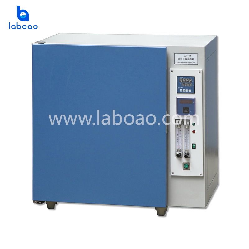 Co2 Incubator with microcomputer temperature controller
