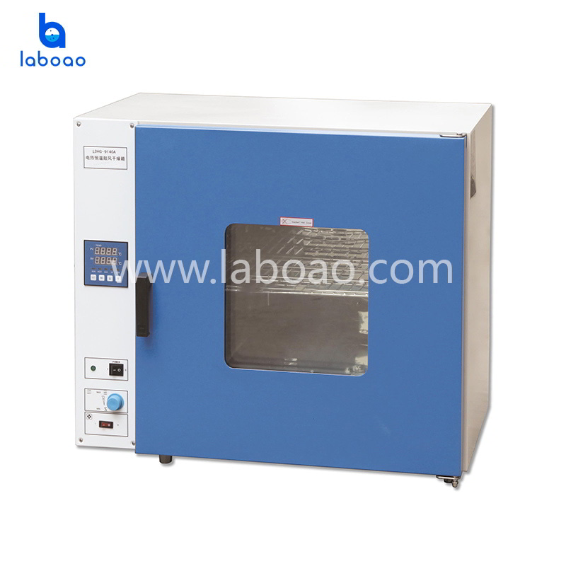 Desktop electric heating constant temperature air drying oven