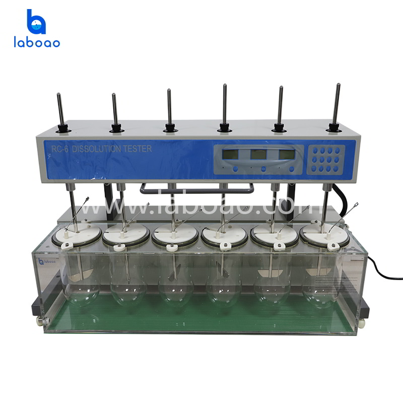 RC-6 dissolution tester