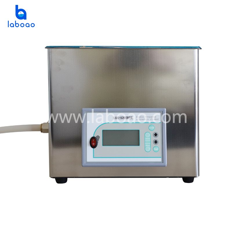 Double frequency ultrasonic cleaning machine