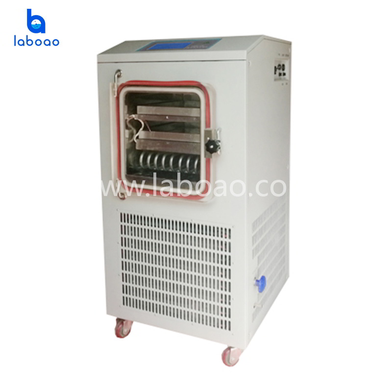 0.2㎡ electric heating in situ freeze dryer