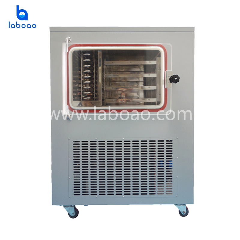 0.4㎡ electric heating vacuum freeze dryer
