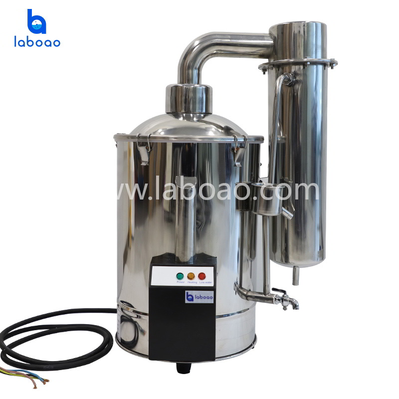 20L electric heating water distiller automatically