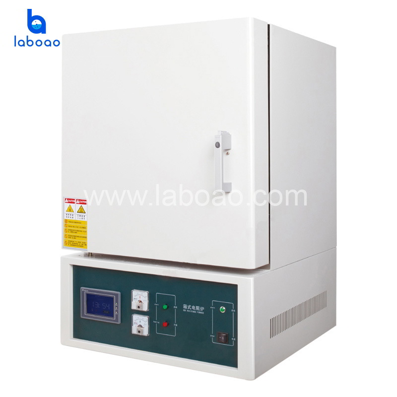 L-17TP 1700°C high temperature muffle furnace