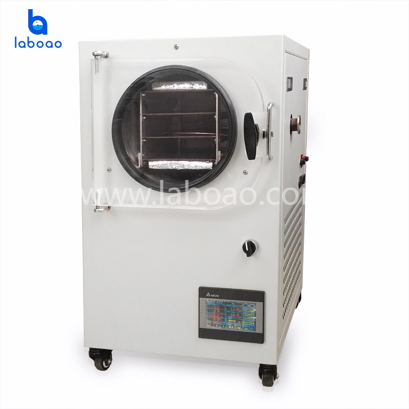 1-2kg mini freeze dryer