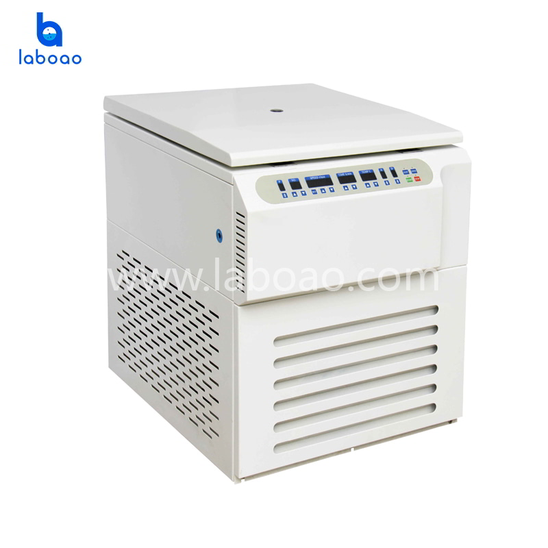 FL-6T large capacity 120holes automatic capping centrifuge
