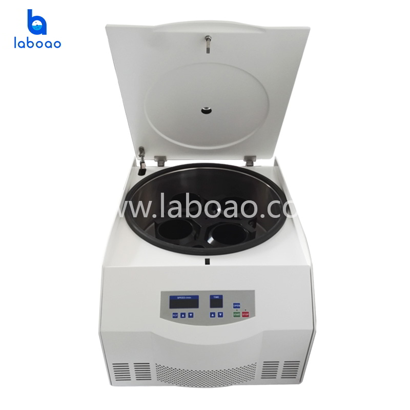L-5B Large capacity low speed benchtop centrifuge