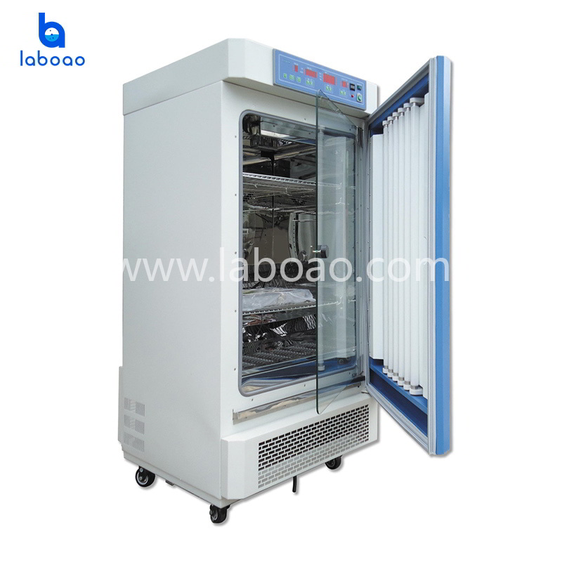 Light incubator machine for plant culture