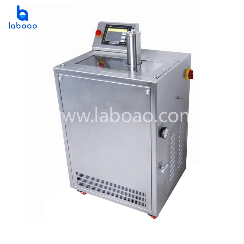 10L Low temperature ultra high pressure continuous flow cell crusher