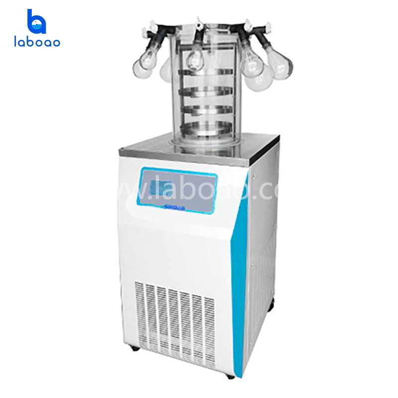 0.27㎡ manifold lab freeze dryer