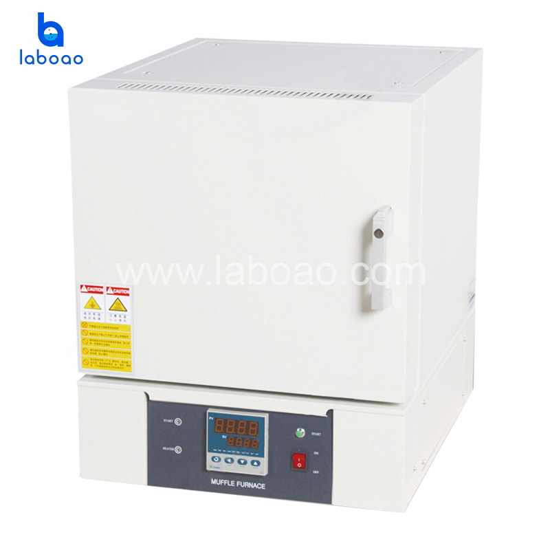 L-10T 1000°C muffle furnace with Ceramic fiber furnace