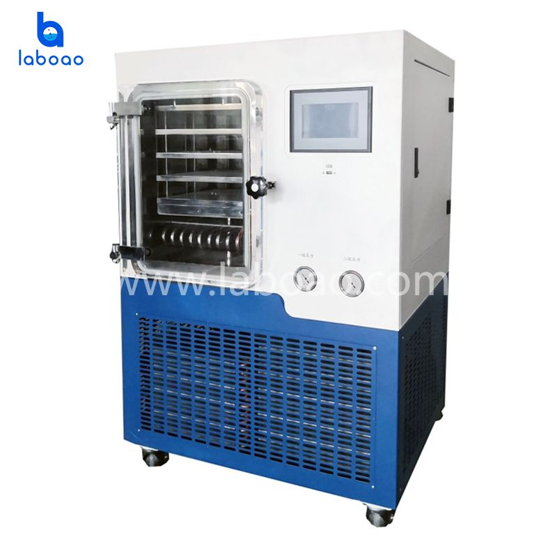 0.4㎡ pilot freeze dryer lyophilizer