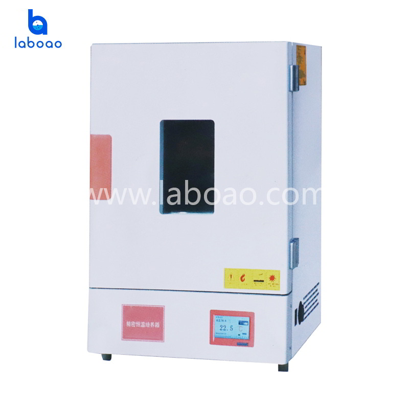 Precision constant temperature incubator with LCD touch screen