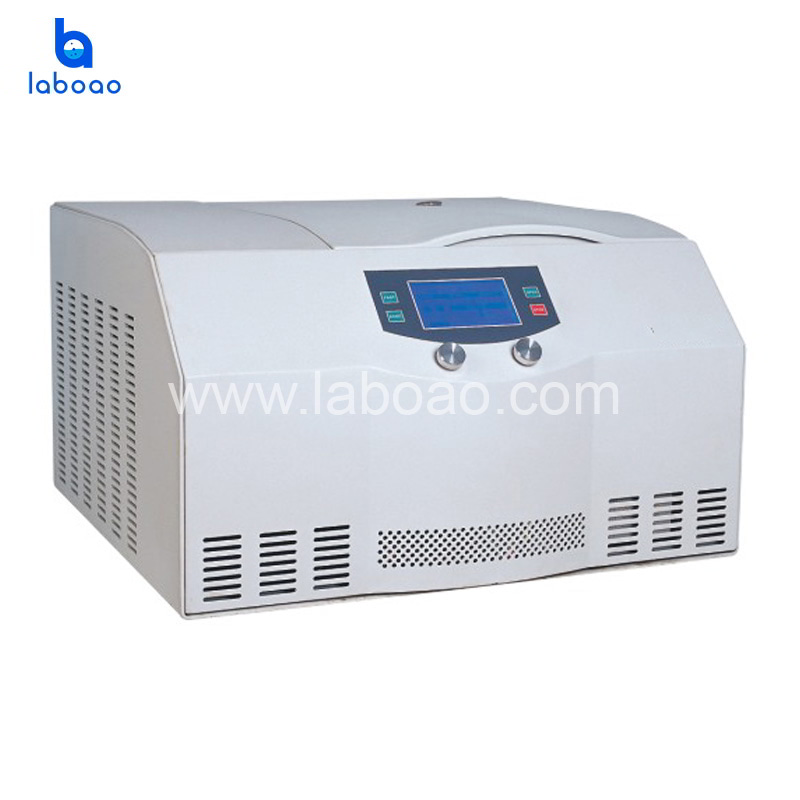 LR-5B Refrigerated large capacity low speed centrifuge