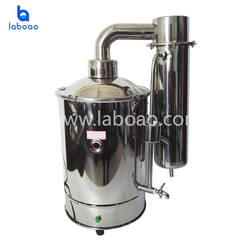 20L stainless steel water distillation machine