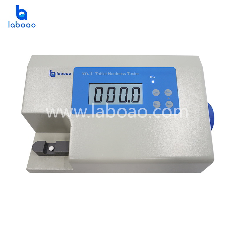 YD-1 tablet hardness tester manually