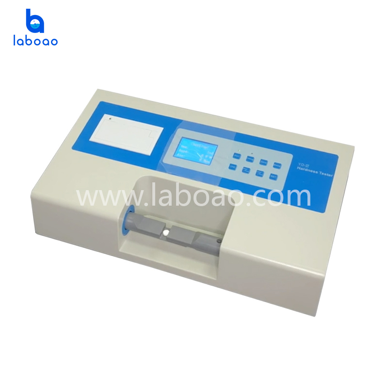 YD-2 automatic tablet hardness tester with printer