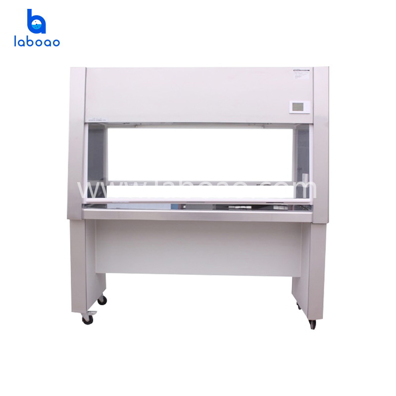 Two sides vertical air flow clean bench