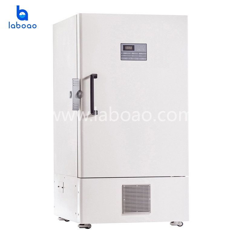 -86°C Ultra low temperature freezer with cascade system