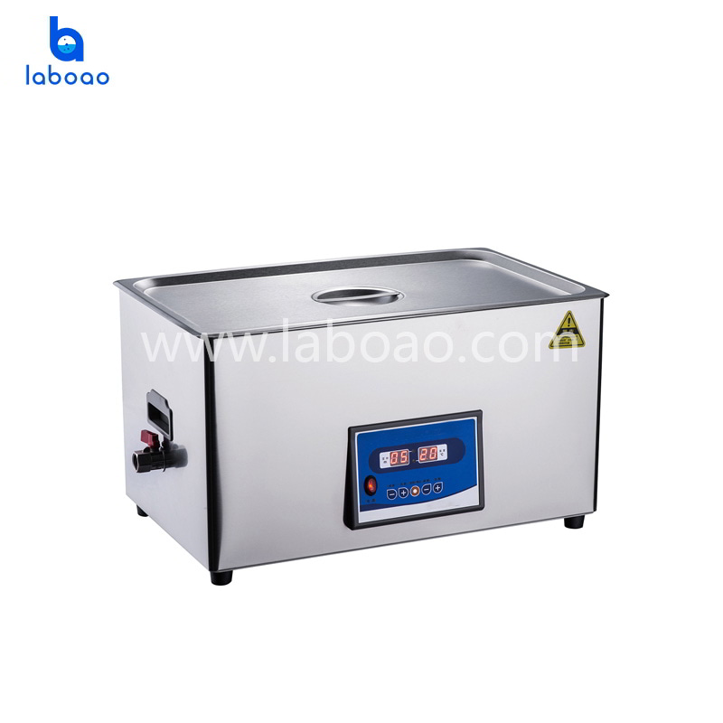 Ultrasonic power heating ultrasonic cleaner